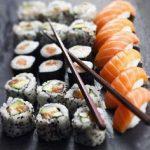 Sushi en Chardonnay deel 1